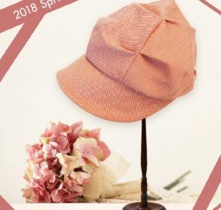 Event : 大丸心斎橋店 北館B1F 春の帽子フェア 2018/5/2 – 8